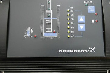 Well Pressure Tanks | Grundfos Control Switch