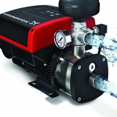 Grundfos Booster Pumps | Well Water Pressure Issues